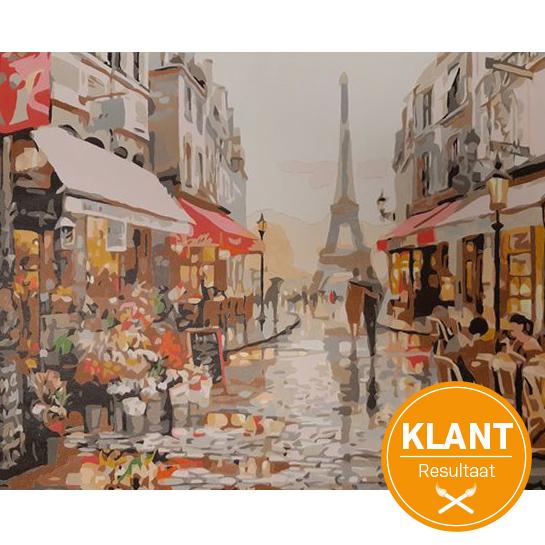 Klanten Resultaat Binnenstad Parijs