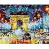 Arc De Triomphe Schilderen Op Nummers