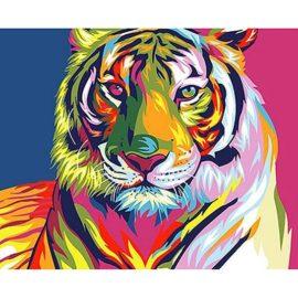 Colourful Tijger