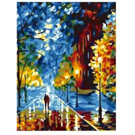 New York Paint By Numbers Kleuren