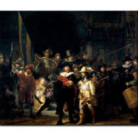 Rembrandt Schilderen Op Nummers