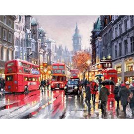 Straatleven London