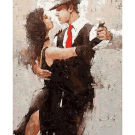 Tango Schilderen Op Nummers