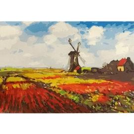 Schilderen Op Nummer Hollandse Velden