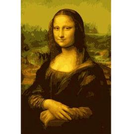 Schilderen Op Nummer Mona Lisa