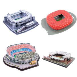 Hoofd Voetbalstations