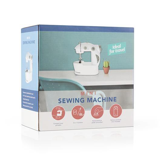 Mini Naaimachine Verpakking
