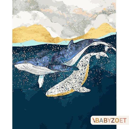 Walvissen Babyzoet