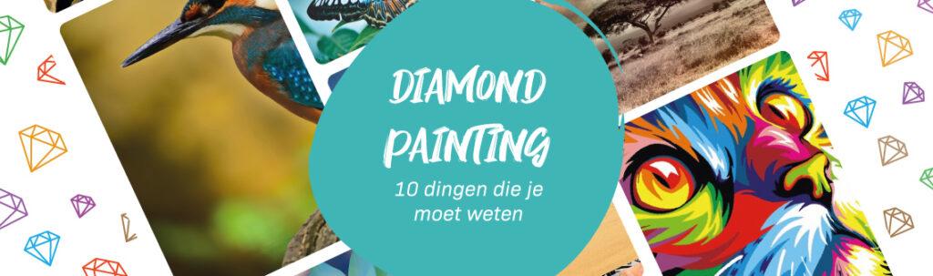 Banner Son Blogs Diamond Painting 10 Dingen Die Je Moet Weten