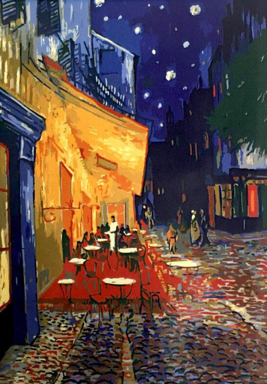 Son Terrace By Night