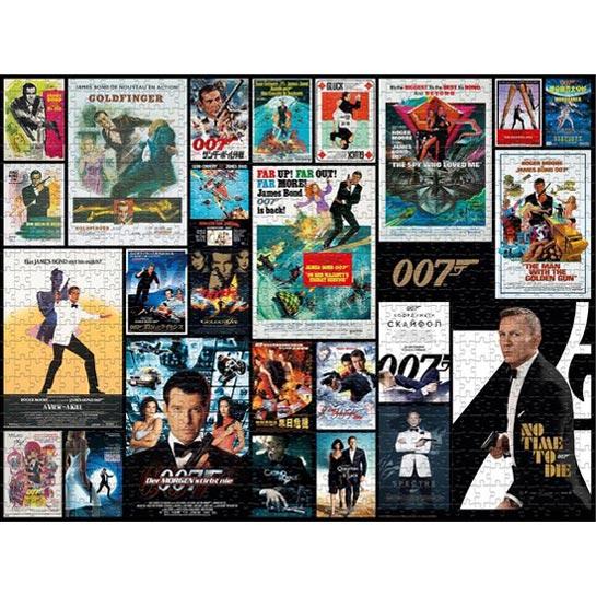 James Bond Puzzel1