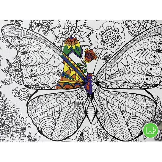 Puzzel Vlinder